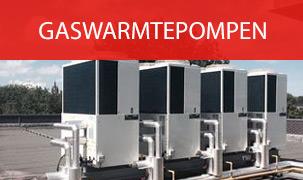 gaswarmtepompen