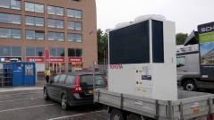 Dirk van den Broek klimaatinstallatie Gas Warmtepomp transport