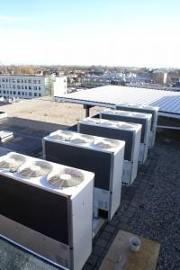 Gemeente Haarlemmermeer Gaswarmtepomp Gasengineering