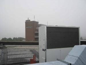 Woningbouwvereniging BergOpwaarts te Deurne klimaatsysteem gas warmtepomp koelen verwarmen