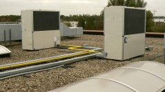Marnix Wartburg college gaswarmtepompen dak