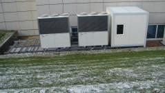 Gaswarmtepompen NUON UPC Arnhem klimaat koelsysteem